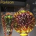 3D Star Led Bulb 220V E27 Colourful Fireworks Led Edison Bulb Holiday Christmas Decoration Lampada LED Lamp Lamparas Bombillas