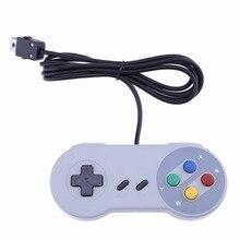 Classic Mini Console Game Controller Gamepad Joystick Control Pad for Nintendo SNES System