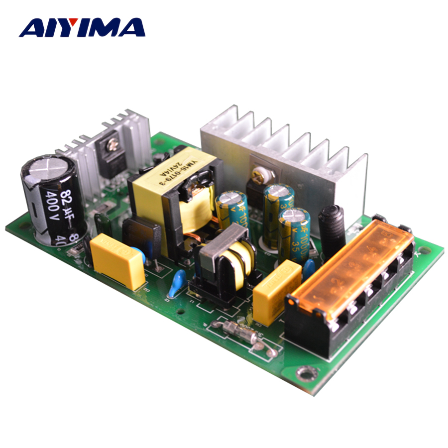 AC 220V to DC 24V  6A 150W Switching Power Supply Module Board high power transformer 20v 1 2a power module 220v to 20v acdc direct switching power supply isolation can be customized