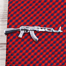 AK tie clips  Men Jewelry High Quality Wedding Tie Clips for Men Jewelry