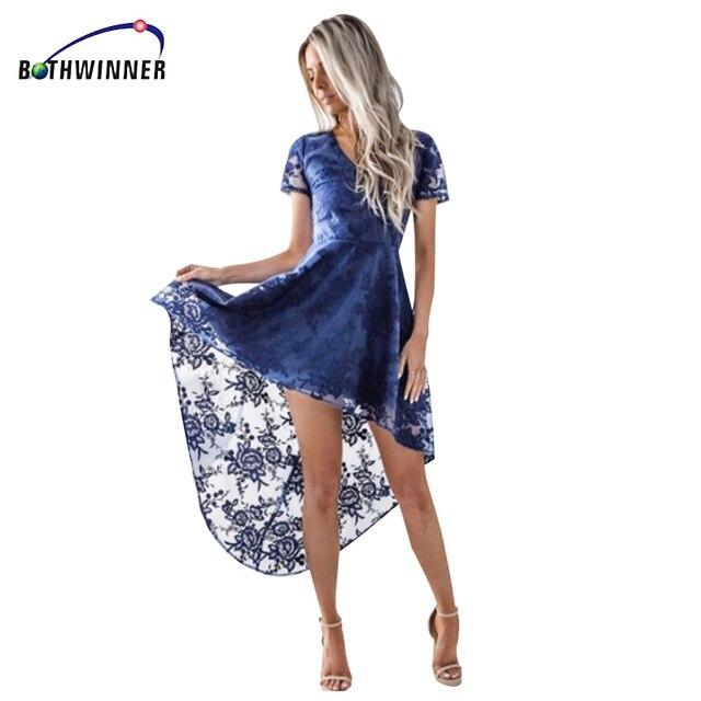 30a524697 Bothwinner Floral Branco Vestido de Renda Das Mulheres Do Vintage Outono  Forro Voltar Lace Up Vestidos