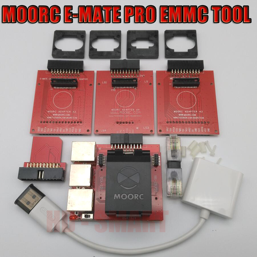E Mate Box Emate Pro Box E Socket EMMC TOOL All In 1 Support BGA 153