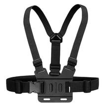 Chest Body Strap Mount Belt Holder For Dji Osmo Action Camera Gopro Hero цена в Москве и Питере