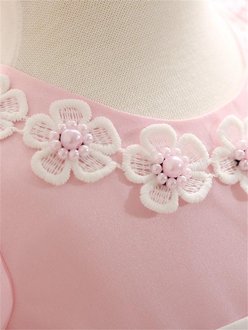 Kleines Mädchen Baby Kleider Für Hochzeit Ersten Geburtstag Outfits ...