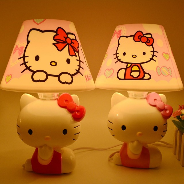 1pc Hello Kitty Night Light Bulb Night Lighting Christmas Gift