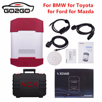 Ho tNew VXDIAG A3 3 in 1 Diagnostic tool Support For BMW for Toyota for Ford and for Mazda Perfect Replacement of ICOM NEXT