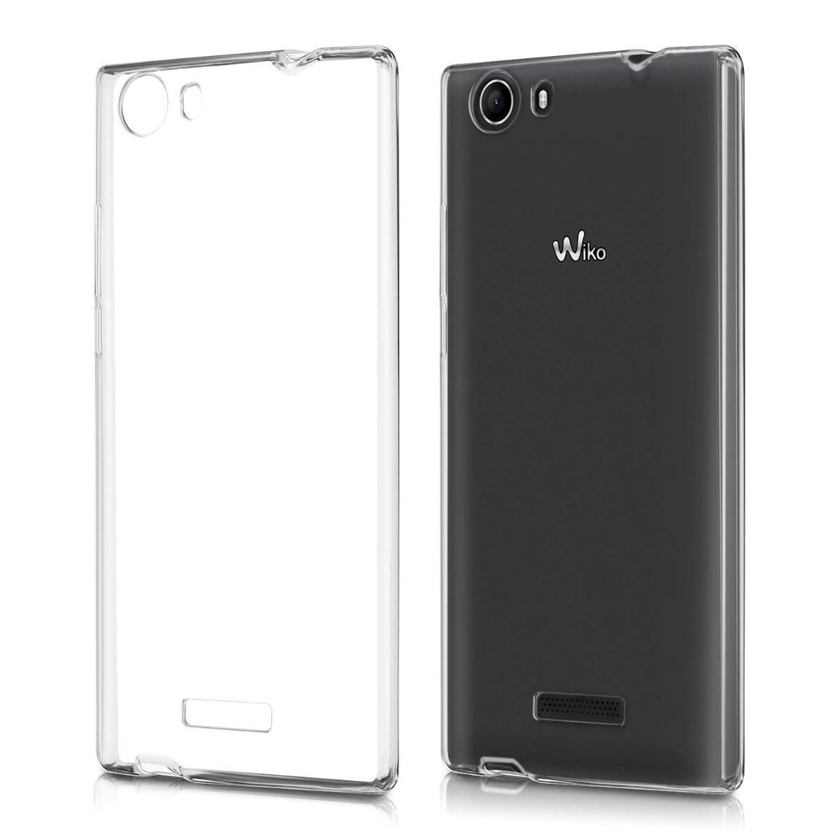 US $2.95 |Transparent Case For Wiko Ridge Fab 4G (5.5