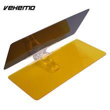 VEHEMO ABS Interior Driving Auto Car Anti-Glare Glass Car Windshield Visor Car Parts Car Glass Visor Dazzling Sun Shade Mirror