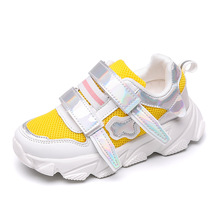 COZULMA 2019 Autumn Kids Sneakers for Girls Sport Shoes Boys Children Air Mesh Breathable Soft Botttom