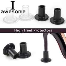 1 пара силиконовые протекторы на высоких каблуках для латиноамериканских