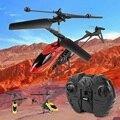Mini RC Helicóptero de Controle Remoto de Rádio Elétrico Micro Heli Copter Aviões