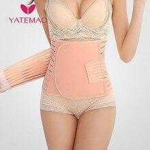 YATEMAO New Waist Trainer Slimming Corset Belts for Women Sh