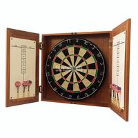 FD HDS 66998 Advanced Dartboard Professional Dart Target Competition Training Dart Board 18 Inch Dart Adult Entertainment