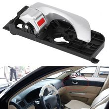 Car Front Left Right Interior Door Handle OEM 82610 82620-3K020-XZ For Hyundai Sonata 2005-2008 1 pcs Auto Handles