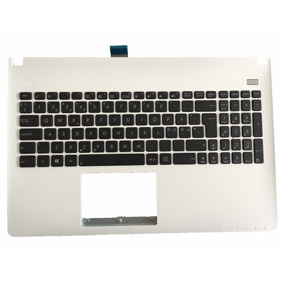 ND Keyboard FOR ASUS X501 X501A X501U X501XI X502 X501EI X501XEY582C Y581L D552C K550D X550CC SW laptop keyboard With C shell