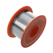цена на Tin Lead Solder Core Flux Soldering Welding Solder Wire Spool Reel 0.8mm 63