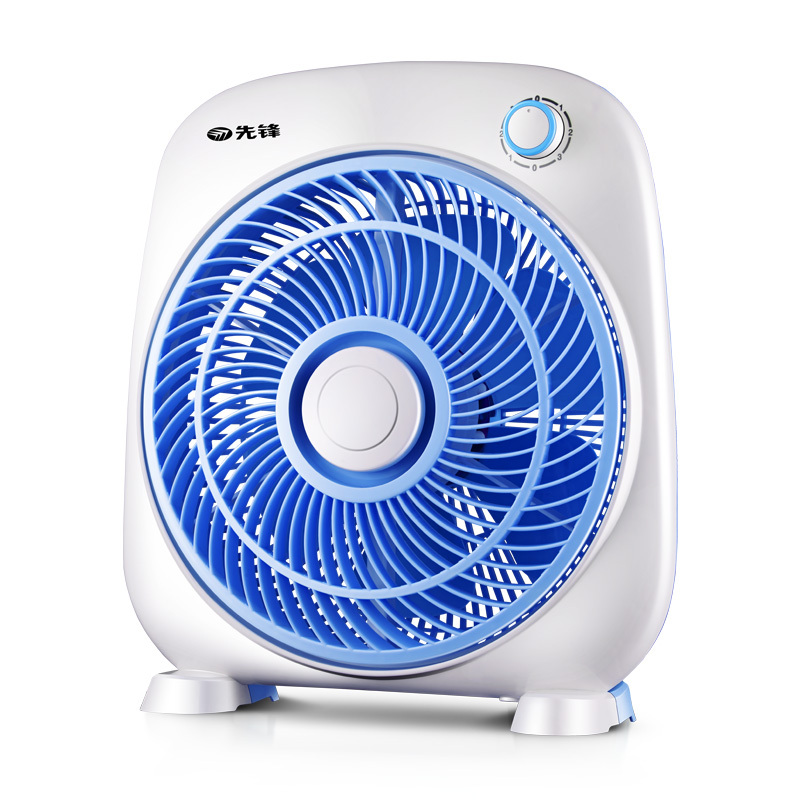 Electric Mini fan Household Desktop rotarying page fan for home student dorm room portable small fan free shipping  цена и фото