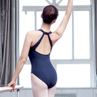 Ballet Leotards For Women Lady Ballet Tights Gymnastics Leotard Dance Practice Clothes Adult Bodysuit Costumes Ballerina DN1815