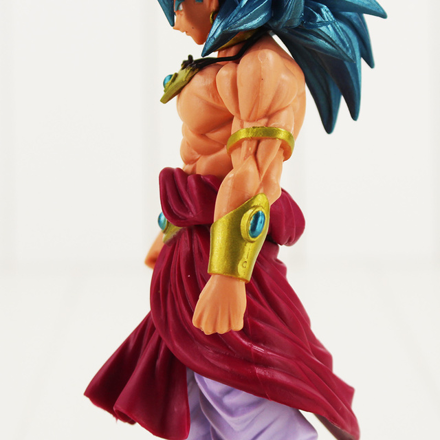Dragon Ball Z Broly Super Saiyan Legendario Figura de Acción