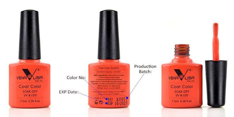 Esmalte Gel UV 65