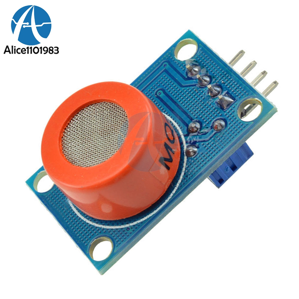 MQ3 MQ 3 Alcohol Ethanol Decector Gas Sensor Module Board For Arduino Breathalyser Gas Checker Breath