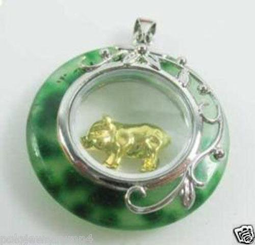 Buy jade pig pendant and get free shipping on aliexpress mozeypictures Gallery