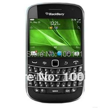 9900 blackberry 9900 bold, разблокированный 3g смартфон стандарта GSM, QWERTY+ touch 2,8 дюймов, WiFi, gps, 5.0MP камера, блестящая
