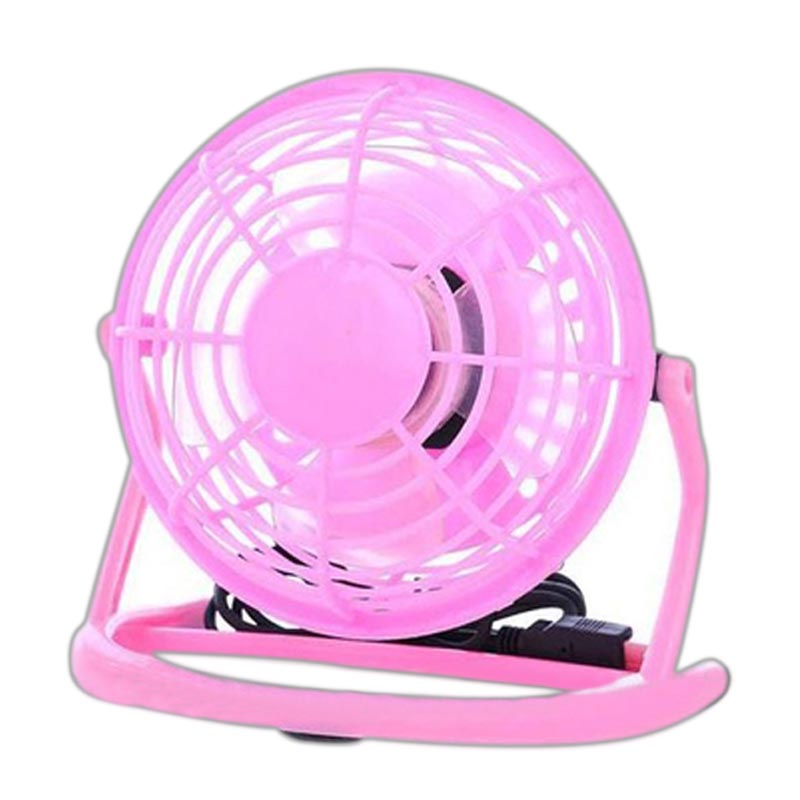 Fans Household Appliances Lovely Convenient Mini Portable Usb Laptop Pc Mute Cooler Cooling Desk Fan Rechargeable Battery Fan Hy99 Au09 To Suit The PeopleS Convenience