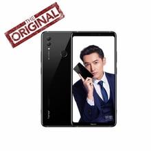 Honor teléfono inteligente Note 10 Original, 6GB, 128GB, NFC, 4G, LTE, Kirin 970, ocho núcleos, SIM Dual, pantalla de 6,95 pulgadas, Android 8,1, cámara trasera de 24.0MP + 16.0MP