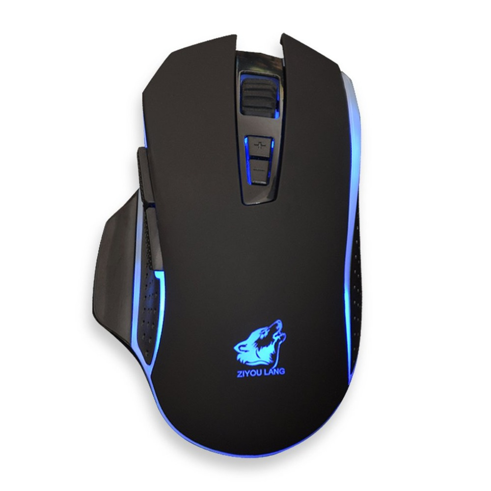 V1 Gaming Mouse Gamer Laptop PC Mice Mechanical USB