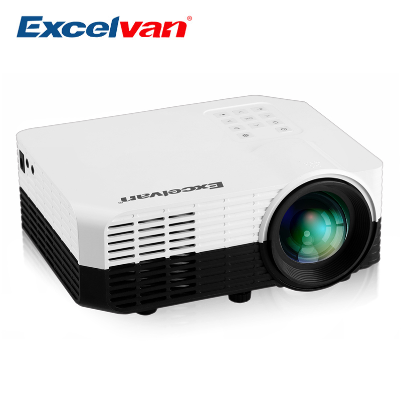 Buy excelvan led2018 portable home for Best portable projector