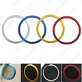 4 x Car Auto Interior Door Speaker Trim Cover Ring For BMW 3-SERIES F30/F34/320/328 #CA4459