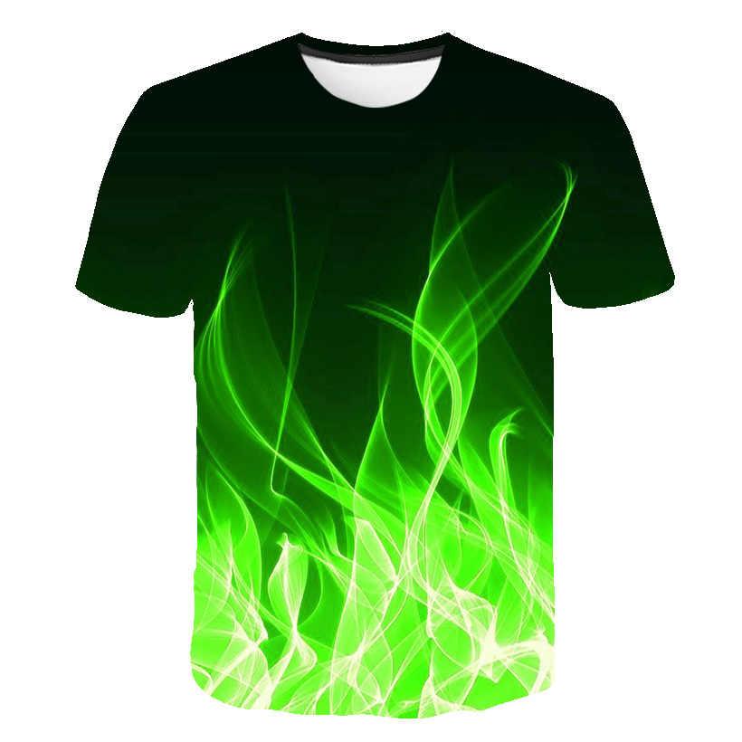 2018 Mais Novo Galaxy espaço impresso T shirt homens verão homens criativos de nova 3D tee camiseta manga Curta feminino roupas psicodélicas