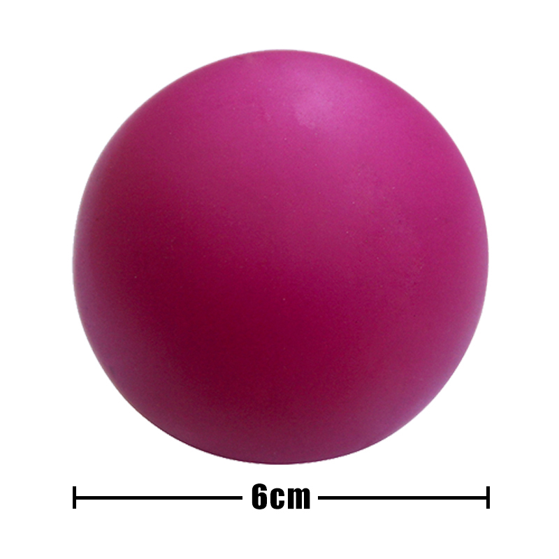Rubber Massage Ball Pain Stress Relief Trigger Point Therapy For Muscle Knot Fitness Yoga Lacrosse Balls Hockey Ball