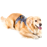 Pet Shop Best Selling 2018 Products Pets Acessorios Dog Harness For Small And Big Dogs No Pull Dog Harness Dog Protection Things