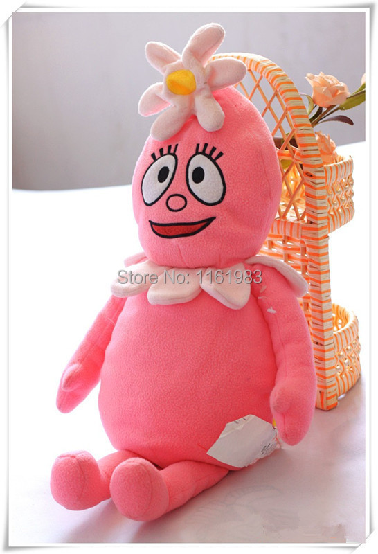 Yo Gabba Gabba Foofa Cuddle Pillow 56cm Gabba Plush Toys сухой корм royal canin giant starter mother