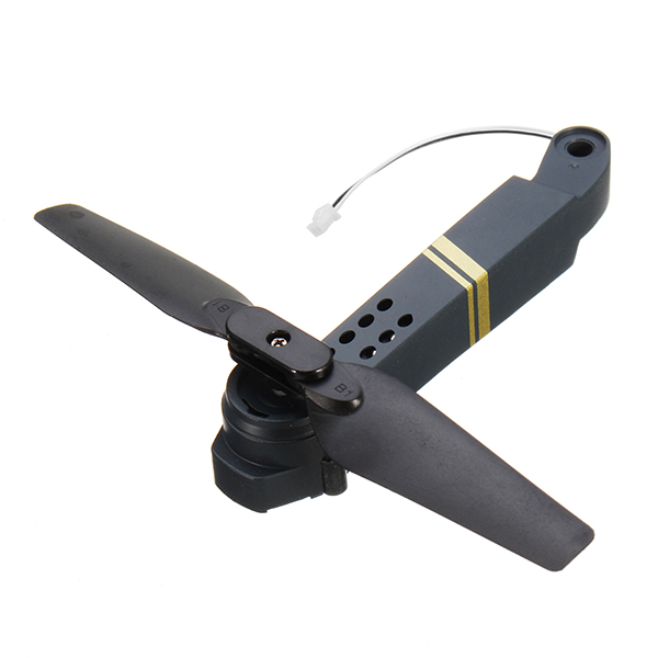 Eachine E58 RC Drone Axis Arms with Motor and Propeller 3