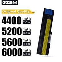GZSM nueva batería para LENOVO ThinkPad X200 X200S X201 X201i X201S 42T4834 42T4835 43R9254 42T4537 42T4541 42T4536 42T4538 batería|Baterías para ordenador portátil| |  -