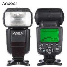 Andoer AD-980II i-TTL HSS 1/8000s Master Slave GN58 Flash Speedlite for Nikon D7200 D7100 D7000 D5200 D5100 D5000 D3000 D3100 D3200 D3300 DSLR Camera