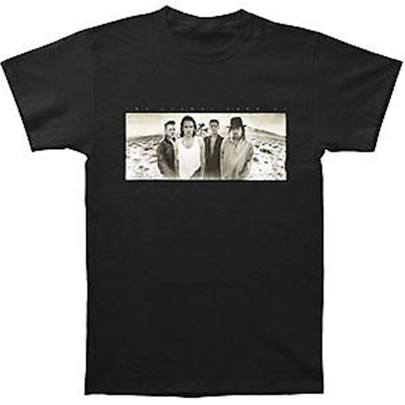 Shop Shirts Short Sleeve Zomer Crew Neck Mens Joshua Tree Slim Fit T Shirts