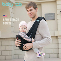 BABY LAB Cotton Kangaroo New Born Baby Wrap Carrier Backpack Sling Gear Maternity Carrying Belt Hold No Hipseat 0 36Months