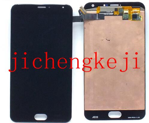 5.7For Meizu MX5 Pro / Pro 5 LCD Display+Touch Digitizer Screen Assembly black by free shipping