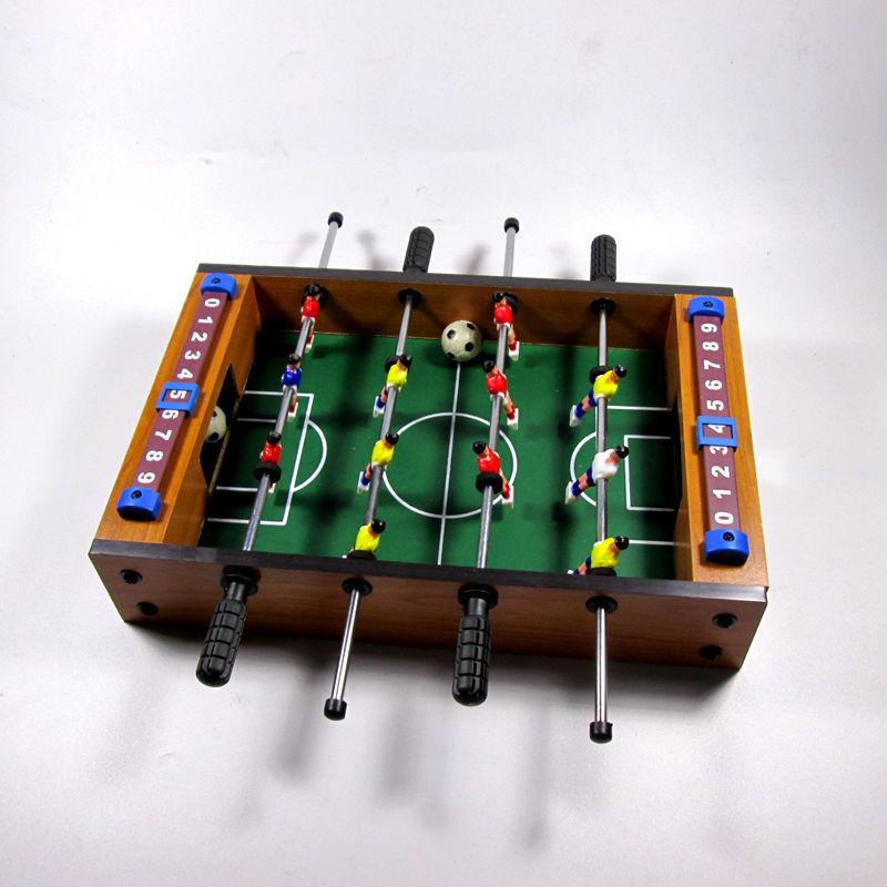 настольный футбол взрослый - 35*23*7CM mini football game Foosball adult children Recreation Games Board Games