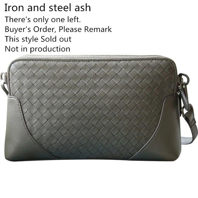Bolsas Feminina New Arrival 2019 New Large Capacity Shoulder Bag Hand Woven Bags Genuine Leather The