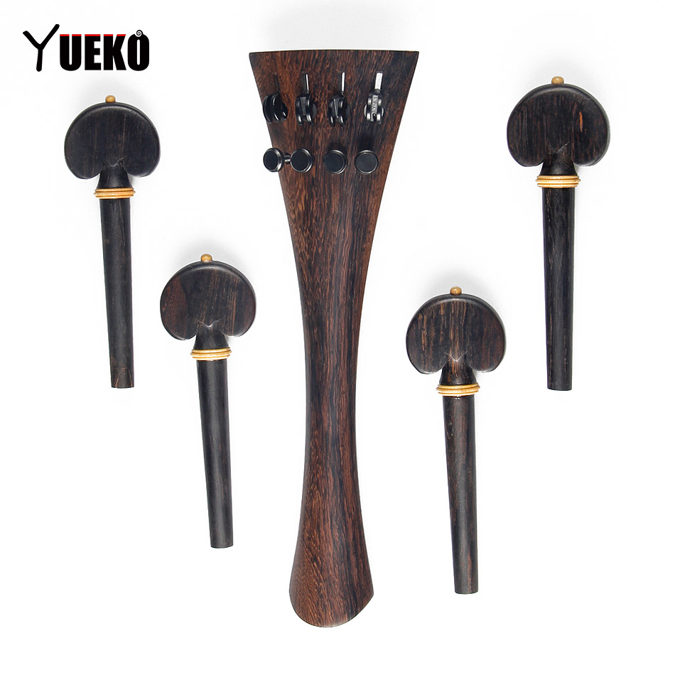 YUEKO BlackRosewood string string shaft string button cello accessories