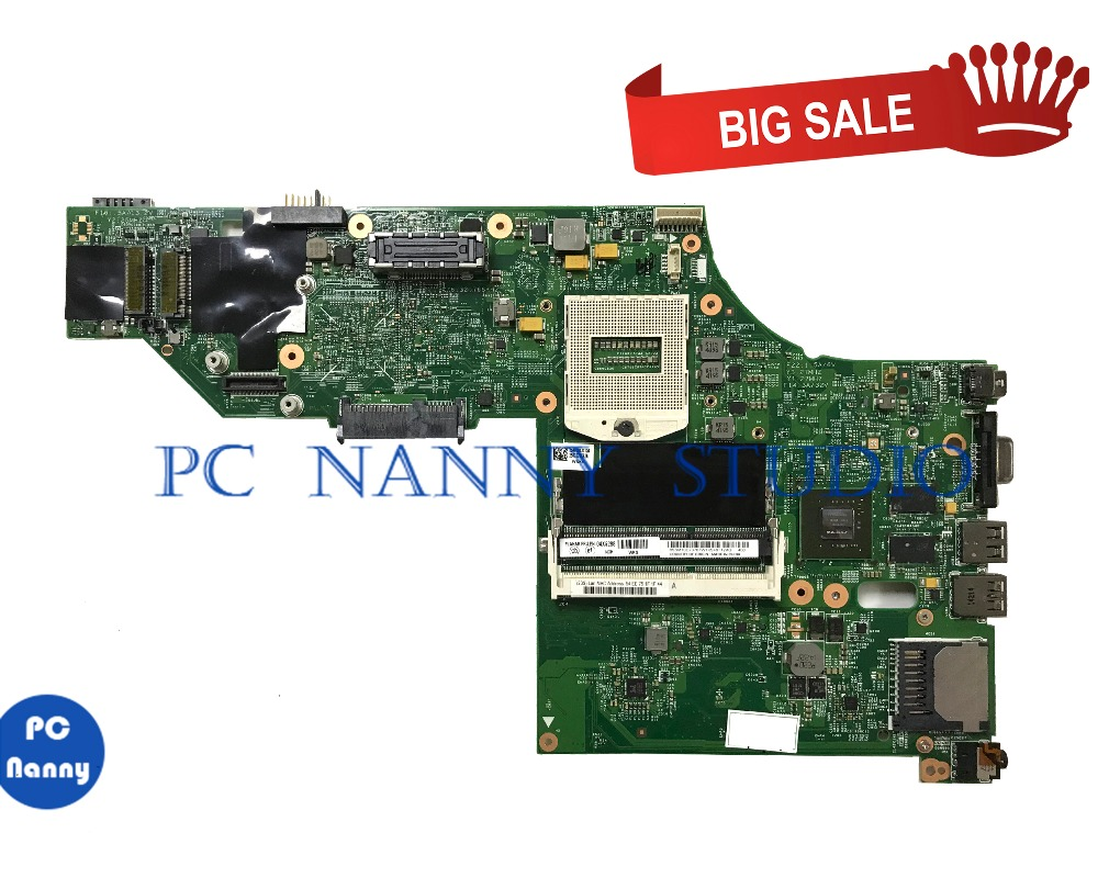 Tested Lenovo ThinkPad T540 T540P Motherboard LKM-1 SWG2
