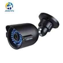 JOOAN 604YRA Камеры Безопасности 1000TVL Cmos 42 ИК-Светодиодов 3.6 мм Объектив Водонепроницаемый Пуля CCTV ВИДЕОНАБЛЮДЕНИЯ Черный камера