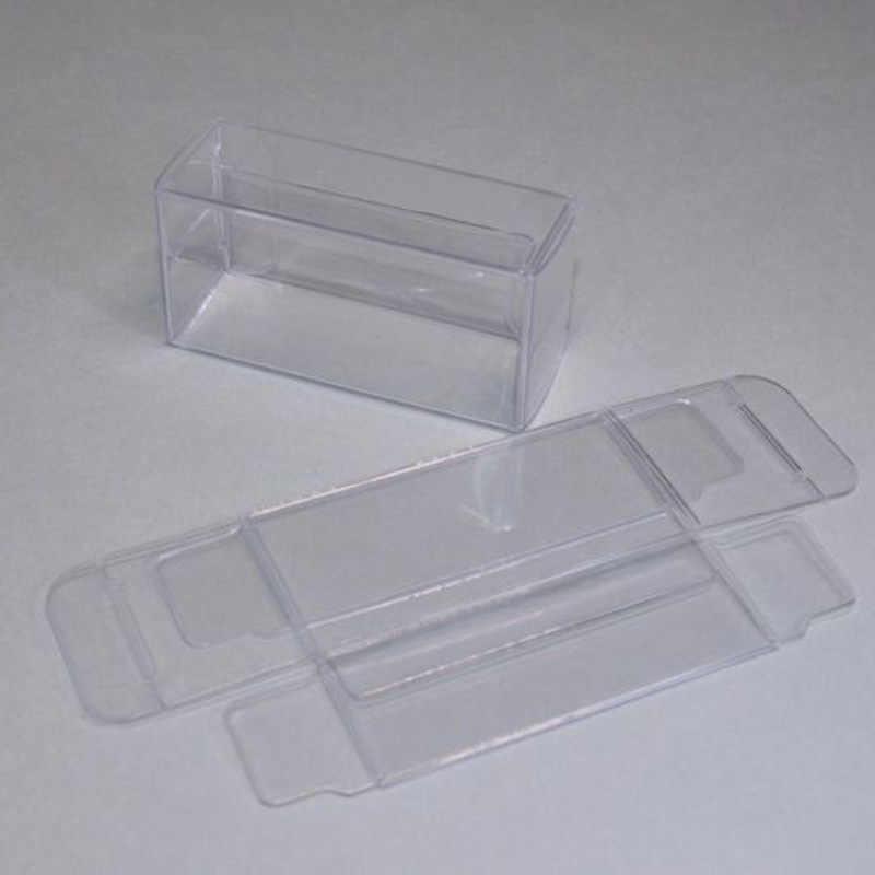 Baru 20/25/50 PCS 1: 64 Mainan Mobil PVC Pelindung Case Kotak untuk Hotwheels dan Kotak Korek Api