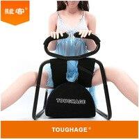 2 шт./лот TOUGHAGE невесомые Love Sex стул + надувной Клин осанка Подушки Детские бондаж набор Фетиш Секс игрушки для пары