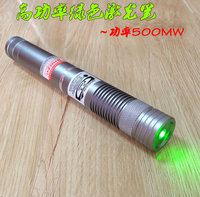 Powerful! 200W 200000m 532nm Flashlight green laser pointers Light burn match candle lit cigarette wicked lazer torch+glasses